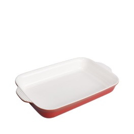 Denby Pomegranate  Large Rectangular Oven Dish