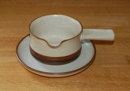 Denby Potters Wheel  Sauce Jug