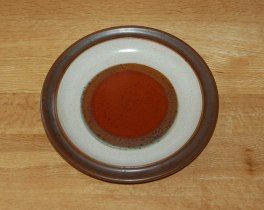 Denby Potters Wheel  Teaplate