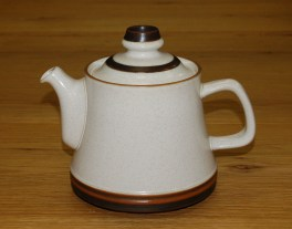 Denby Potters Wheel  Teapot - Large
