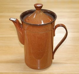 Denby Provence  Coffee Pot - Large