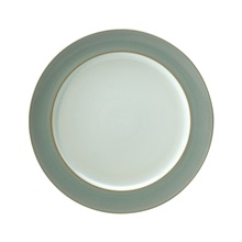 Denby Pure Green  Dinner Plate
