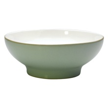Denby Pure Green  Medium Serving Bowl