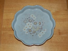 Denby Reflections  Flan Dish - Large