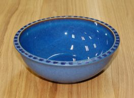 Denby Reflex Blue Soup/Cereal Bowl
