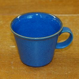 Denby Reflex Blue Coffee Cup