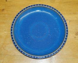 Denby Reflex Blue Salad/Dessert Plate & Discontinued Denby Reflex in stock now - buy online