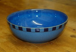 Denby Reflex  Medium Pasta/Salad Bowl