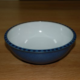 Denby Reflex White Soup/Cereal Bowl