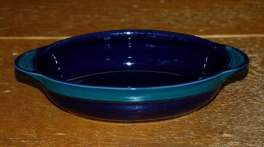 Denby Regatta  Small Oval Dish