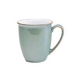 Denby Regency Green  Coffee Beaker/Mug