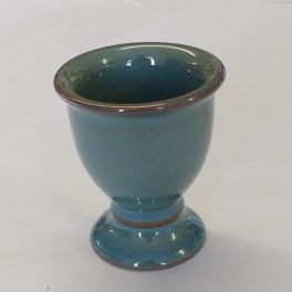 Denby Regency Green Discontinued Egg Cup - New shape