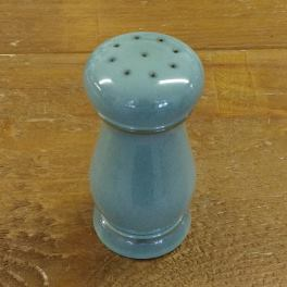 Denby Regency Green Discontinued Pepper Pot - Tall