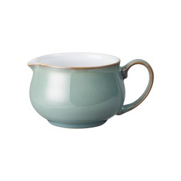 Denby Regency Green Discontinued Sauce Boat
