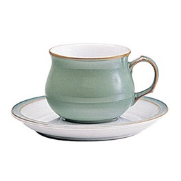 Denby Regency Green  Tea/Coffee Cup