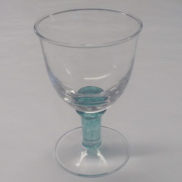 Denby Regency Green Discontinued White Wine Glass