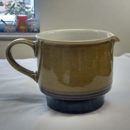 Denby Rochester Brown Jug - Medium