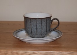 Denby Saturn  Tea Cup and Saucer