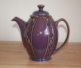 Denby Shiraz  Coffee Pot