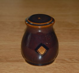 Denby Shiraz  Salt Pot