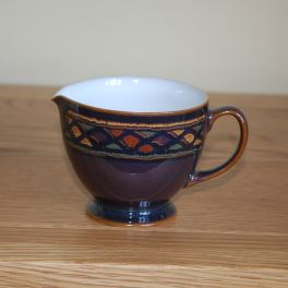 Denby Shiraz  Jug - Small Cream