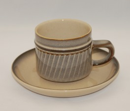 Denby Sonnet  Tea Cup and Saucer