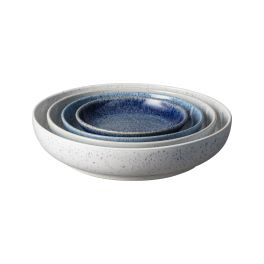 Denby Studio Blue  Nesting Bowl Set
