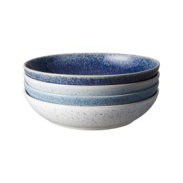 Denby Studio Blue  Pasta Bowl - set of 4