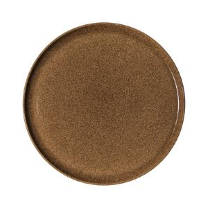 Denby Studio Craft Chestnut Round Platter