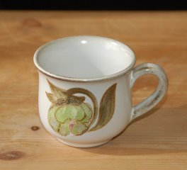 Denby Troubadour  Coffee Cup