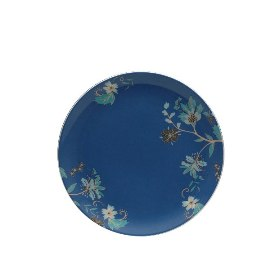 Denby Monsoon Veronica Blue Salad Plate