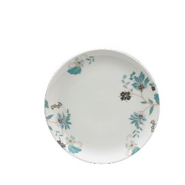 Denby Monsoon Veronica Cream Salad Plate