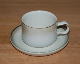 Denby Westbury  Tea Cup and Saucer