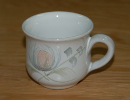 Denby Whisper  Coffee Cup