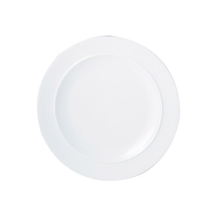 Denby White  Medium Plate