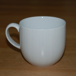 Denby White Silk