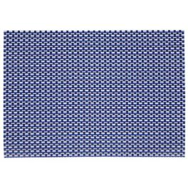 Denby Accessories Woven Blue Placemat - Vinyl