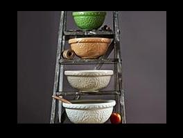 Mixing and Pudding Bowls