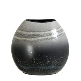Poole Aura  Purse Small Vase