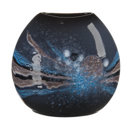 Poole Celestial  Purse Small Vase