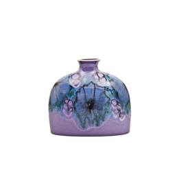 Poole Jasmine  Small Oval Bottle Vase