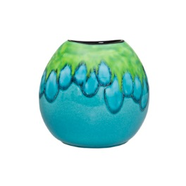 Poole Tallulah  Purse Small Vase