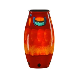 Poole Volcano  Manhattan Medium Vase