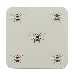 Sophie Allport Bees  Coasters - Set of 4