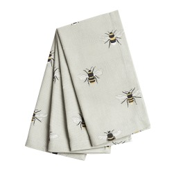 Sophie Allport Bees  Napkins - Set of 4
