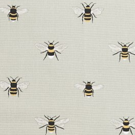 Sophie Allport Bees  Oilcloth (per 10cm length)