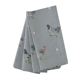 Sophie Allport Chicken  Napkins - Set of 4