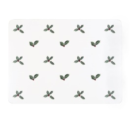 Sophie Allport Holly & Berry  Placemats - Set of 4