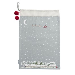 Sophie Allport Starry Night  Christmas Sack