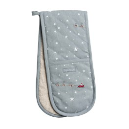 Sophie Allport Starry Night  Double Oven Glove